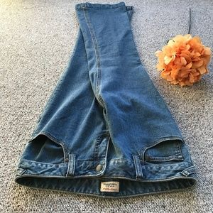 Free People Boot Cut Stretch Jeans Size 30
